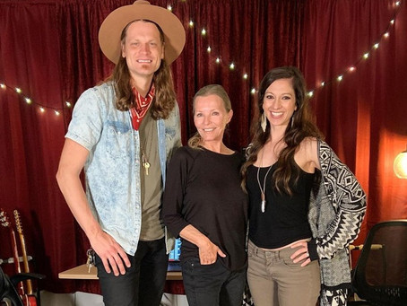 New Movie in Production with Cheryl Ladd
