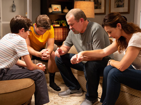 """Review:  """"Overcomer"""" has Strong Message of Faith"""
