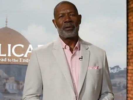 Dennis Haysbert Teams with TBN to Track Global March of Christianity