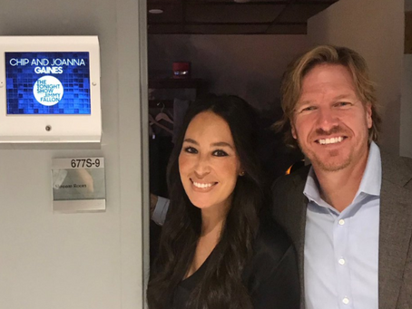 Chip and Joanna Gaines are Coming Back to TV