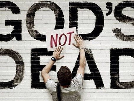"Ready for ""God's Not Dead"" Number 4?"