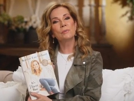 Inspirational Book Coming from Kathie Lee Gifford