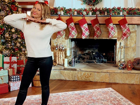 Candace Cameron Bure & Hallmark Christmas