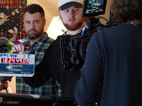 "Introducing Brett Varvel, Principal Player in ""Miracle on Christmas"""