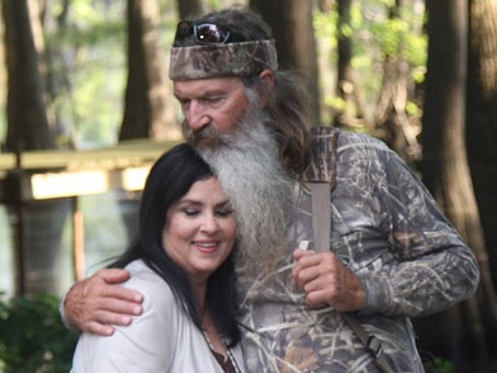 """Kay Robertson of """"Duck Dynasty"""" Fame Recovering from Dog Bite"""