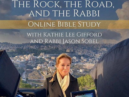 Kathie Lee Gifford Launches Virtual Holy Land Bible Study Tour