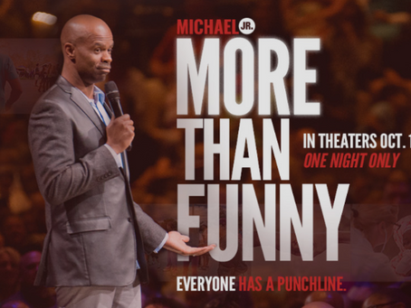 Michael Jr. Hits the Big Screen for One Night Only
