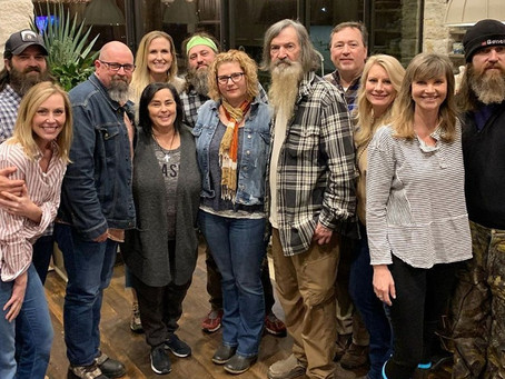 Phil Robertson Introduces Recently Discovered Adult Daughter