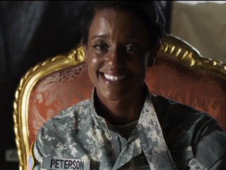 From the Military to the Silver Screen...in a Military Uniform