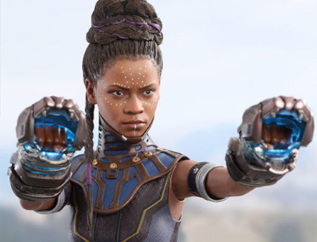 """Her Christian Faith Rescued """"Black Panther"""" Actress from Depression"""