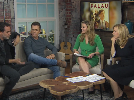 """An Epic Journey to the Starring Role in """"Palau:  The Movie"""""""