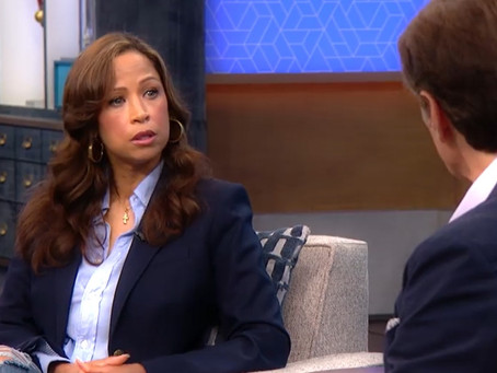 Stacey Dash Marks Five Years Free of Addiction and Thanks God