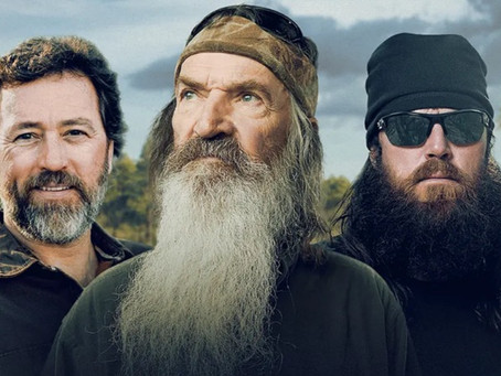 Phil Robertson the Baptizer?