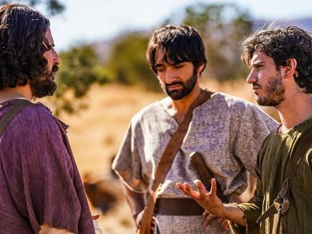 """""""The Chosen"""" Shoots its Sermon on the Mount Scene"""