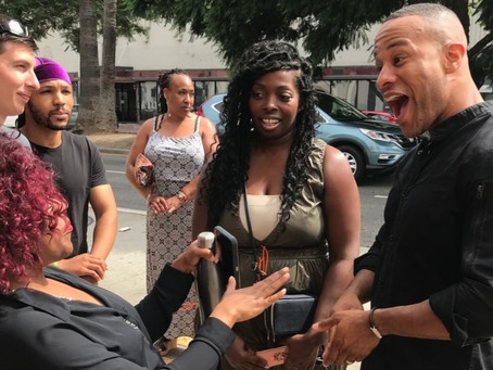 "DeVon Franklin & Paramount Nab ""Reckless Love"""
