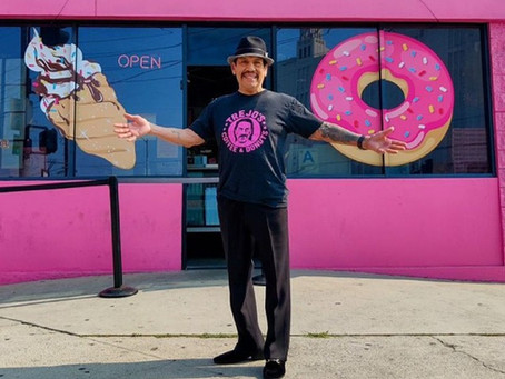 The Redemption Story of Danny Trejo