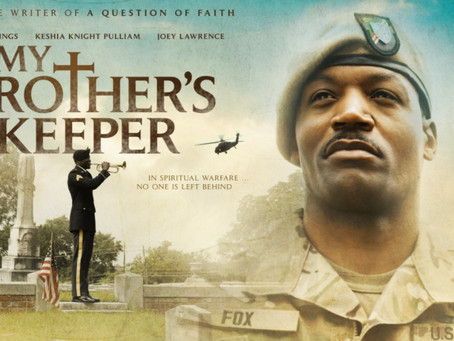 "T.C. Stallings Tackles His Most Challenging Role in ""My Brother's Keeper"""