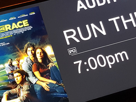 """Review:  """"Run the Race"""" is Well Done, but Heavy"""