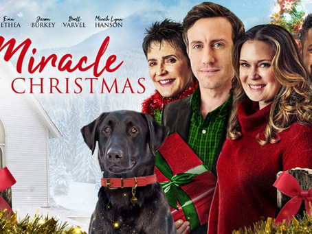 "Seal of Approval for ""Miracle on Christmas"""