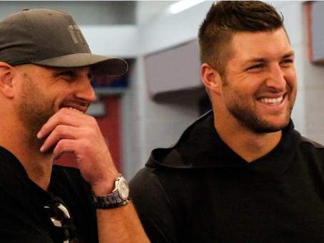 """""""Run the Race"""" from the Tebow Brothers is a Family Affair"""
