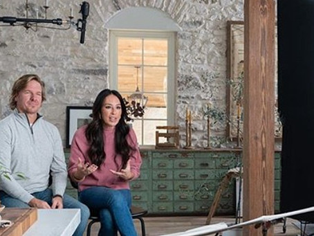 Change in Plans for Chip & Joanna Gaines' New Network