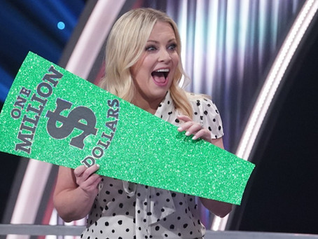 "Melissa Joan Hart Wins Big on ""Celebrity Wheel of Fortune"""