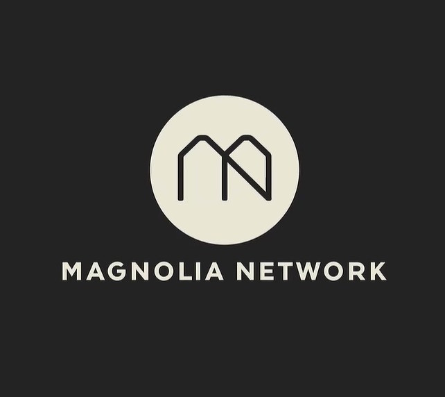 The corporate logo for the Magnolia Network.