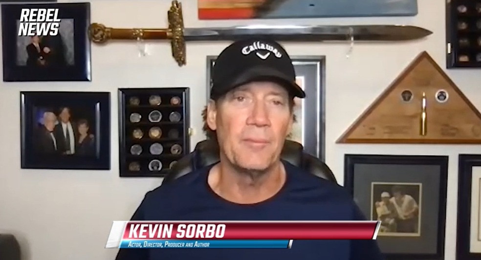 """Kevin Sorbo gives an interview about the animated pro-life project """"Exposed""""."""