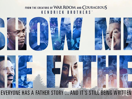 """Top-10 Box Office Finish for """"Show Me the Father"""""""