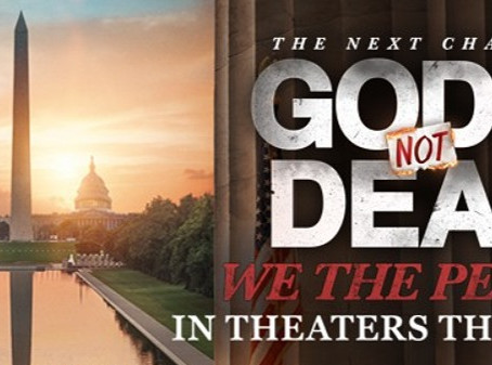 """Trailer Releases for """"God's Not Dead:  We the People"""""""