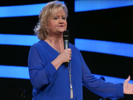 Chonda Pierce Using Humor to Point Others to the Lord