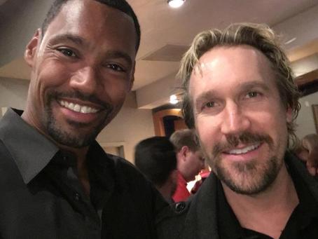 Faith and Prayer Help Actor and Former Olympian Through Paralysis