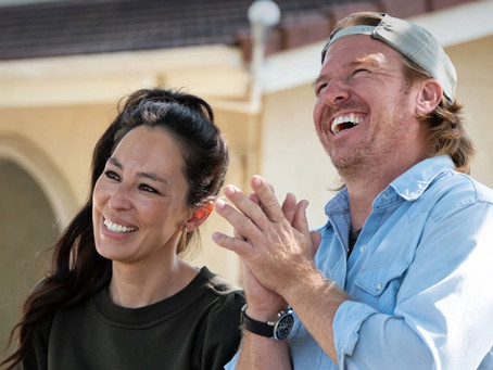 TV Launch Date Set for Chip & Joanna Gaines' Magnolia Network