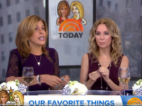 "Kathie Lee Gifford to Leave the ""Today Show"""