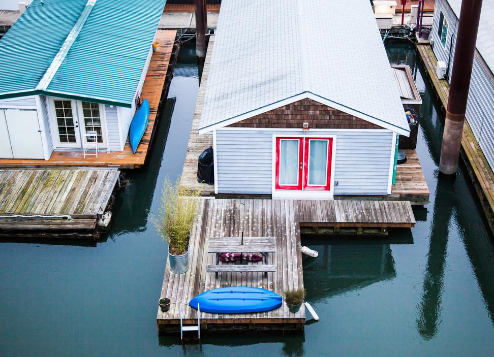 Marina Houses