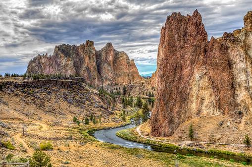 Smith Rock Viewpoint - Oregon