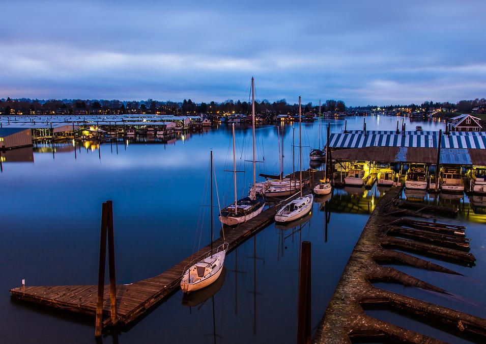 Marina - Oregon