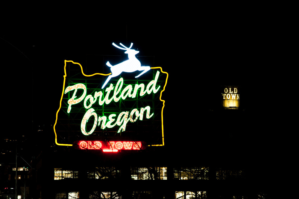 PDX Sign 2