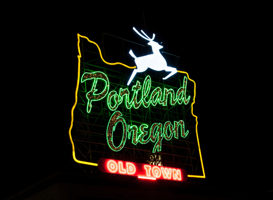 PDX Sign 1