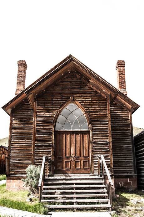 Bannack Church