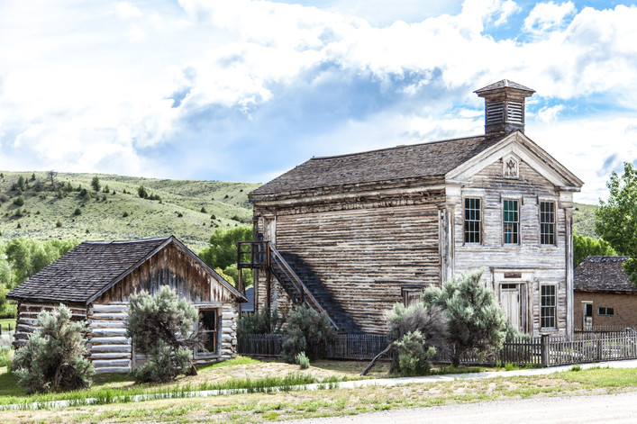 Bannack Buildings