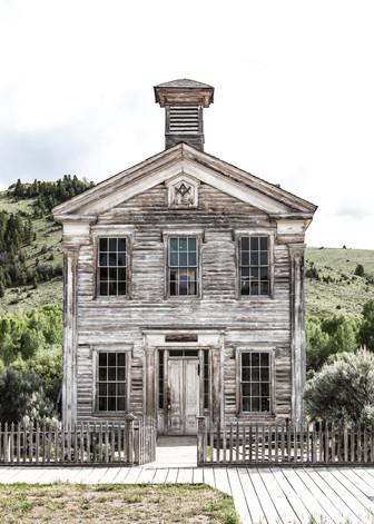 Bannack Building 1