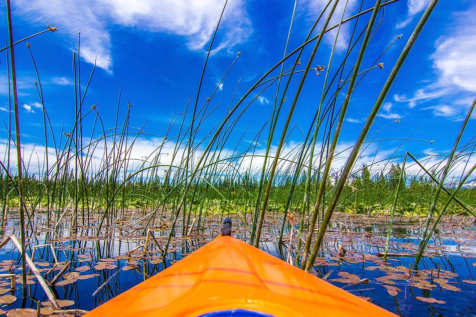 Hosmer Lake - Oregon