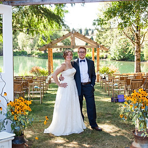 Nicole and Thomas Wedding