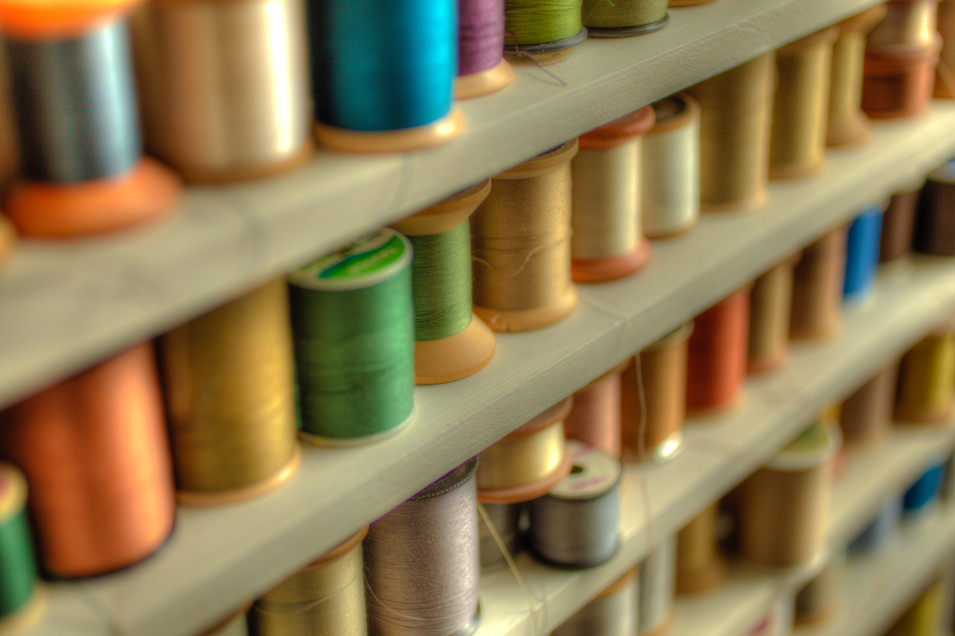 Spools of Color