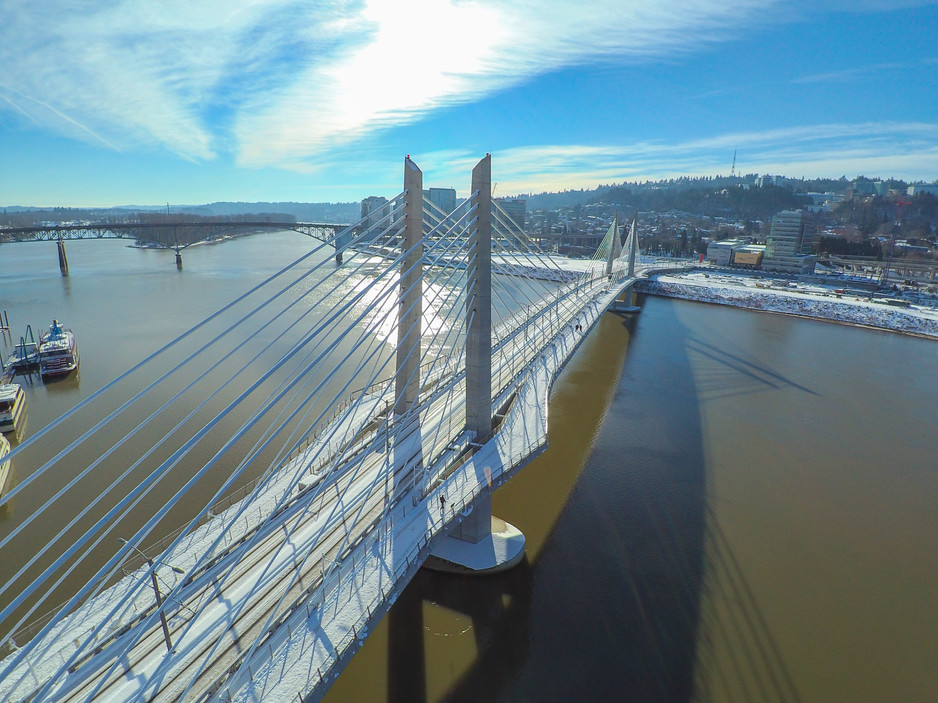 Tilikum Crossing Drone 2