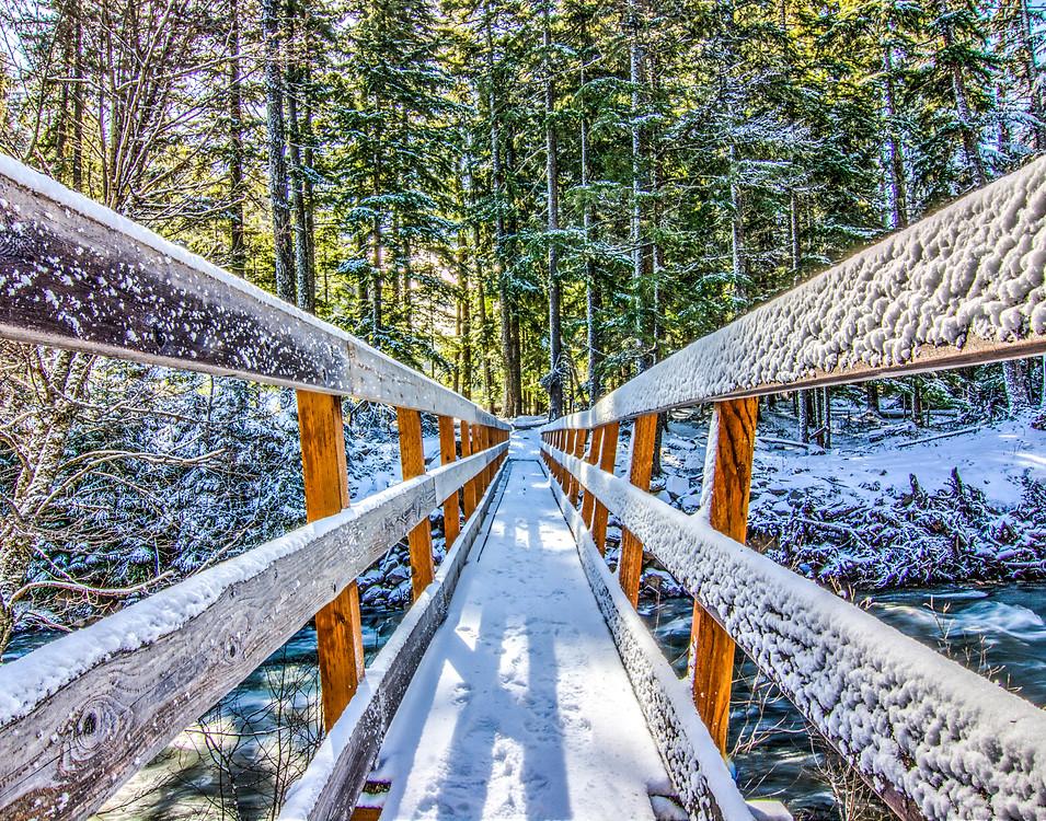 Tamanawas Trail - Oregon