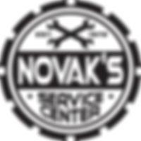2-10-15 Novak's Service Center Black and