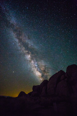 Milky Way Galaxy - Alabama Hills