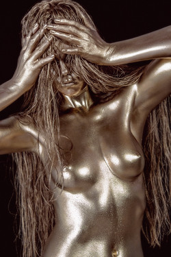 Metallic Bodypaint